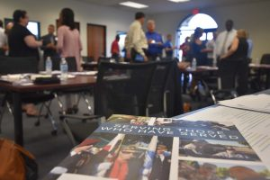 Employers and veterans engage in dialogue